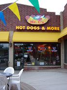 Mr C's Hot Dog Restaurant Elgin IL Front of Restaurant view